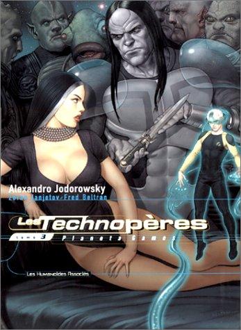 Les Technopères n° 3 Planeta games