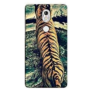 Cover It Up - Water Tiger Nokia 7 Hard Case