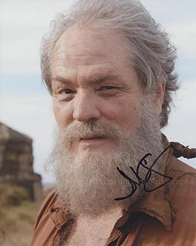M. C. GAINEY as Tom Friendly - Lost GENUINE AUTOGRAPH