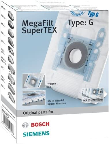 Bosch MegaFilt SuperTex Type G - Bolsas de recambio para ...