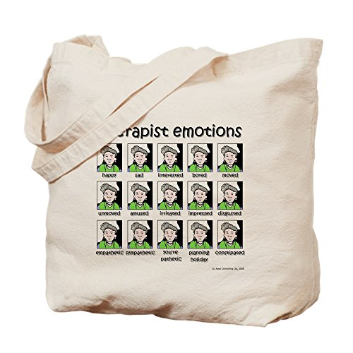Caqui Emotions Therapist Lona Bolsa Small Cafepress xIA41wx