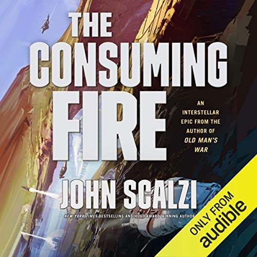 Pdf Science Fiction The Consuming Fire: The Interdependency, Book 2