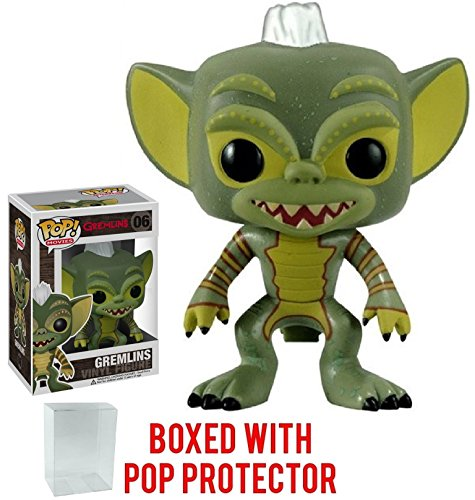 Funko Pop! Movies: Gremlins - Gremlins Stripe Vinyl Figure (Bundled with Pop BOX PROTECTOR -