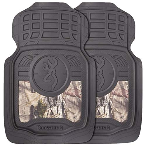 Browning Camo Floor Mats | Front | Break-up Country | 2 Pack