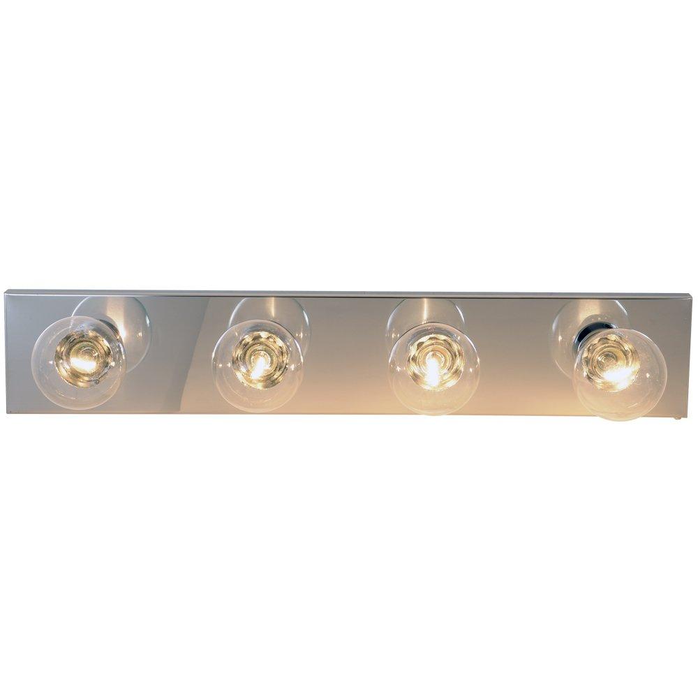 24 In. Polished Chrome Royal Cove 671615  Vanity Lighting Strip