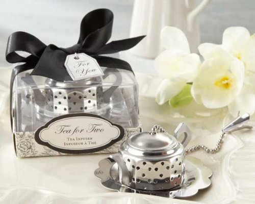 "50 ""Tea for Two"" Teapot Tea Infusers"