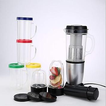 Compra Multi-Función De Cocina Máquina Procesadora De Alimentos De Soja De La Máquina De Leche De Múltiples Funciones Exprimidor en Amazon.es