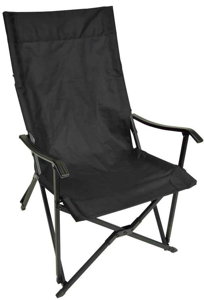 アディロンダック(ADIRONDACK) キャンパーズチェア 89009004 B007TXHA6S ブラック ブラック