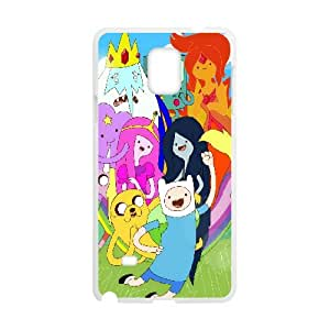 Generic Case Adventure Time For Samsung Galaxy Note 4 N9100 M1YY7102674