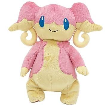 amazon san ei pokemon all star collection plush audino size s pp46