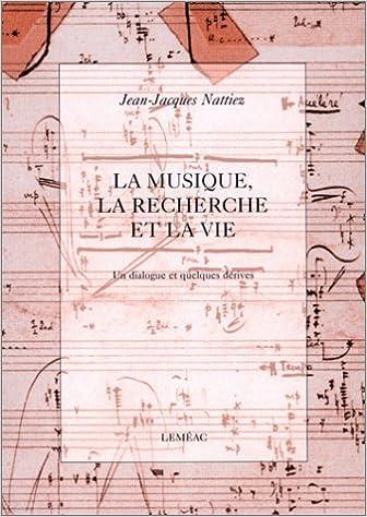 Téléchargement gratuit d'ebooks électroniques numériques La musique, la recherche et la vie PDF