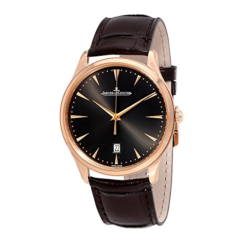 Jaeger LeCoultre Master Ultra-Thin Automatic Mens Watch Q128255J