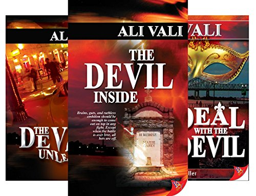 Cain Casey Series (6 Book Series) by