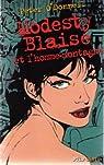 Modesty Blaise et l'homme-montagne par O`Donnell