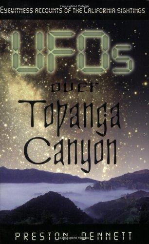 UFOs Over Topanga Canyon