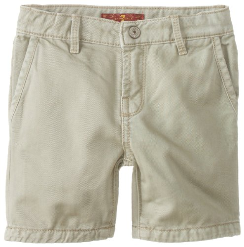 Seven for All Mankind Baby-Boys Infant Shorts Seneca Rock