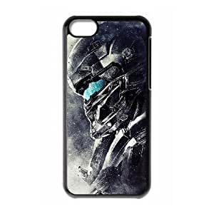 Halo 5 Guardians iPhone 5c Cell Phone Case Black Cover protective Skin Shield PJZ003-2310244