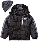 London Fog Baby Boys Color Blocked Puffer Jacket