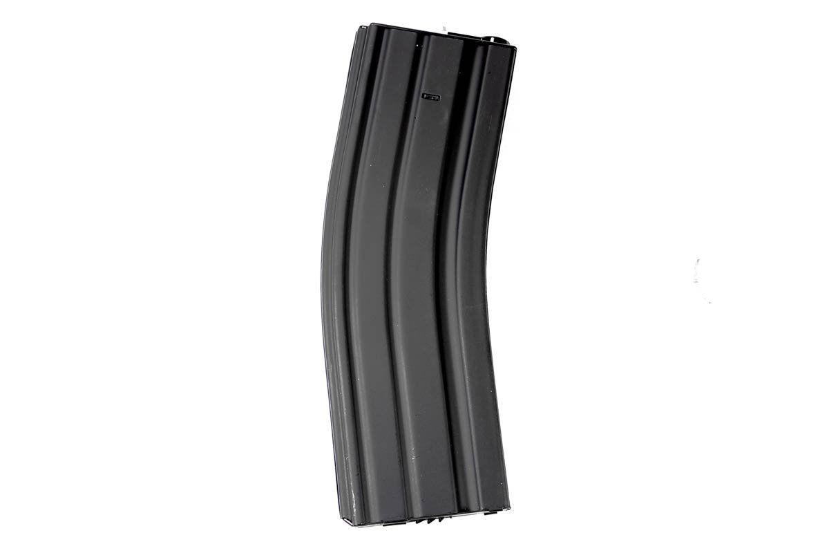 MetalTac 500 Rounds M-Series Airsoft Gun Magazine High Capacity Long Magazine Metal Mag Full Metal