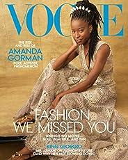 Vogue Magazine (May, 2021) Amanda Gorman Cover