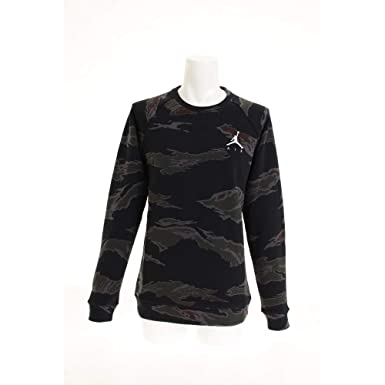 Herren Bekleidung Nike Sportswear Air Herren Camo Fleece