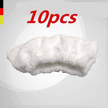 ASADVE El Cepillo De Aspiradora Es Adecuado para Los Accesorios De La Limpiadora De Vapor Kärcher Sc1 / Sc2 / Sc3 / Sc4 / Sc5-Bolsa De 10 Piezas: Amazon.es: Hogar