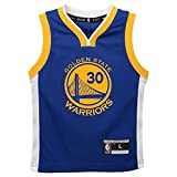 Stephen Curry Golden State Warriors NBA Kids Blue Road Replica Jersey (Kids 4)