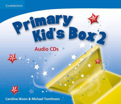 Download Primary Kid's Box Level 2 Audio CDs (2) Polish edition pdf epub