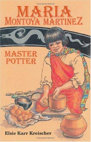 Maria Montoya Martinez: Master Potter