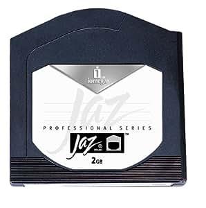 Iomega 2GB PC JAZ DISK 3PK 2048MB - Unidad Zip