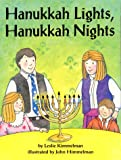 Hanukkah Lights, Hanukkah Nights, Leslie Kimmelman, 0060203692