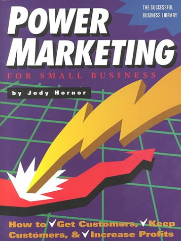 Power Marketing for Small Business (Psi Successful Business Library) ebook