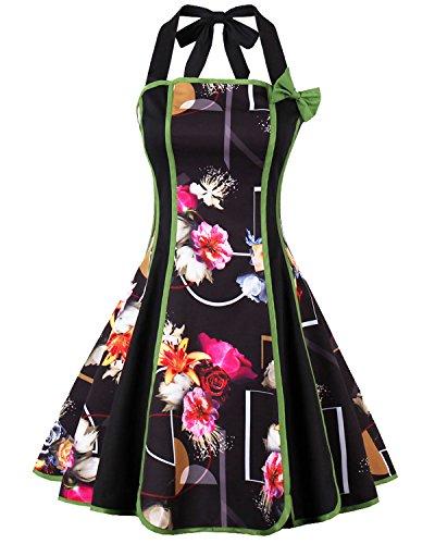 fancy halter dresses - 6