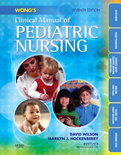 Wong's Clinical Manual of Pediatric Nursing (Clinical Manual of Pediatric Nursing (Wong))