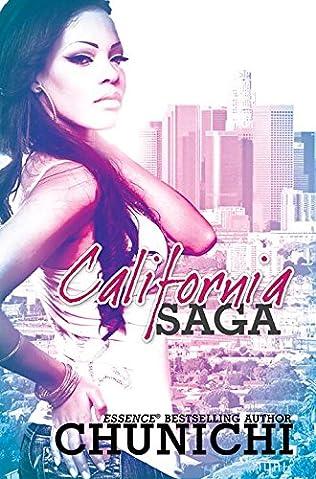 book cover of The California Saga