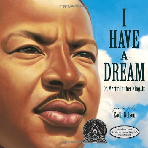 I Have a Dream (Book & CD) by King Jr., Martin Luther (2012) Hardcover