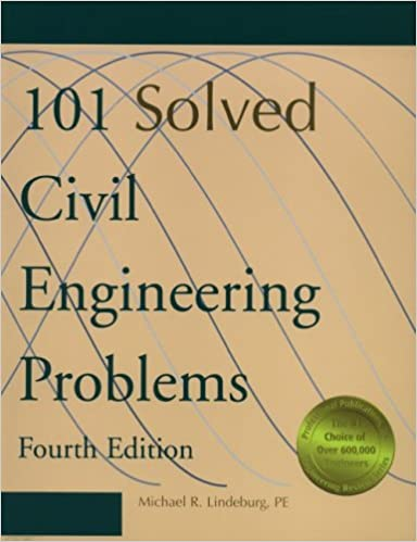 101 solv civil engineering problems michael r lindeburg 101 solv civil engineering problems michael r lindeburg 9781888577624 amazon books fandeluxe Image collections