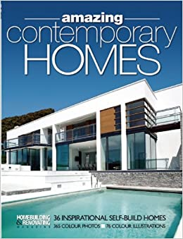 Amazing Contemporary Homes, H&R Book of: 36 Inspirational Individually-designed Homes