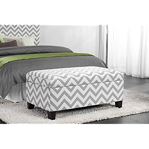 Stylish End Of Bed Bench Storage Seating Bedroom Benches: End Of Bed Bench: Amazon.com