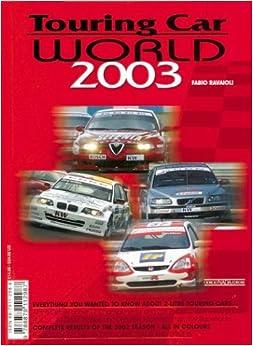 Book Touring Car World 2003
