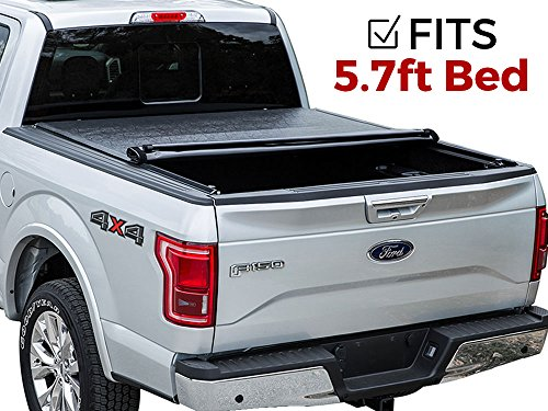 truck bed cover chevy silverado - 6