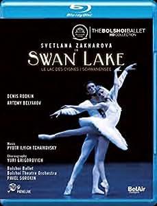 Swan Lake: The Bolshoi Ballet [Blu-ray]
