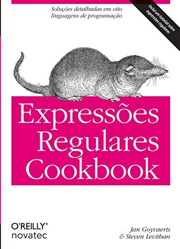 Expressões Regulares Cookbook