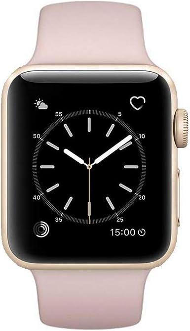 Apple Watch Series 2 Smartwatch 42 mm Oro de Aluminio Carcasa ...