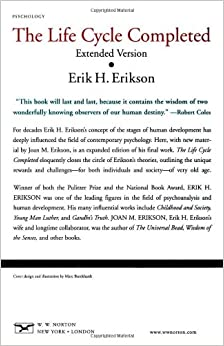 review of evidence for erik eriksons Erik erikson's 8 stages of psychosocialdevelopment critiques & controversies of erikson much research has been done on erikson's ideas and theories.
