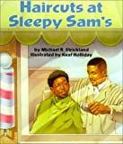 Haircuts at Sleepy Sam's, Michael R. Strickland, 1563973820
