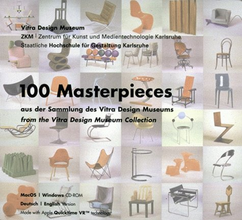 100 Masterpieces: From the Vitra Design Museum Collection (English and German Edition)