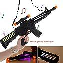 子供のおもちゃの銃、音と振動の射撃銃、電子銃の音の振動の男の子のおもちゃの銃、子供の赤ん坊のギフト2-10歳、屋内と屋外のロールプレイング