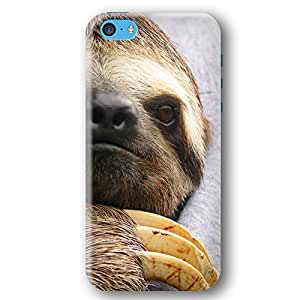 A Sloth iPhone 5C Slim Phone Case