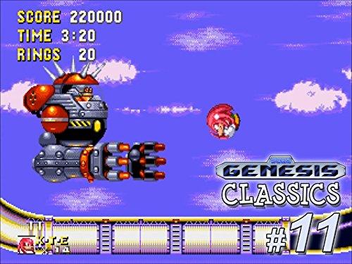 Clip: Sonic 3 & Knuckles - Back to Mushroom Hill (Steel Emerald)